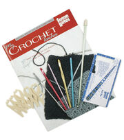 Susan Bates Learn Crochet! Kit, , hi-res