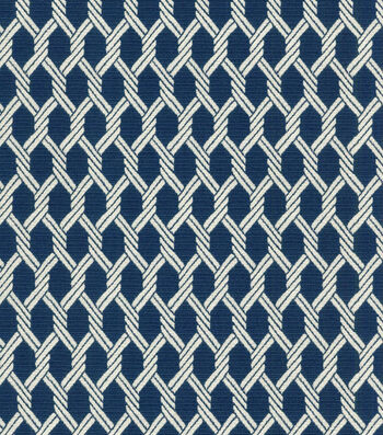 "Lightweight Decor Fabric 54""-Drury Lane Marine"
