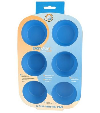 Wilton Easy-Flex Silicone Muffin