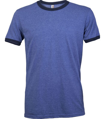 Gildan Adult Ringer Tee-Small