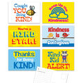 Kindness Postcards, 36 Per Pack, 6 Packs