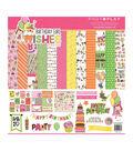 PhotoPlay Collection Pack 12\u0022X12\u0022-Birthday Girl Wishes