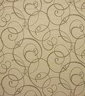 Home Decor 8\u0022x8\u0022 Fabric Swatch-Upholstery  Barrow M8709-5843 Marshmallow