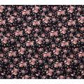 Super Snuggle Flannel Fabric-Ava Vintage Rose