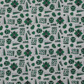 Harry Potter Cotton Fabric-Slytherin Pride