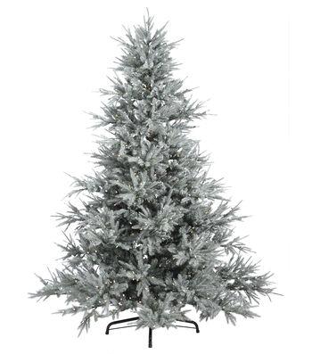 Bloom Room 8' Whispering Pine Pre-Lit Christmas Tree