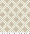 Home Decor 8\u0022x8\u0022 Fabric Swatch-Waverly Brava Rattan