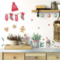 York Wallcoverings Wall Decals-Classic Christmas