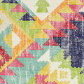 Richloom Multi Purpose Fabric-Crimsco Boho