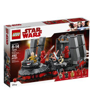 LEGO Star Wars Snoke's Throne Room 75216, , hi-res
