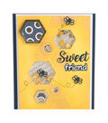Sizzix 3D Textured Impressions By Courtney Chilson-Sweet Friend