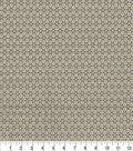 Keepsake Calico Cotton Fabric 44\u0027\u0027-Beige Tintype