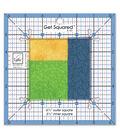 June Tailor Get Squared Ruler-6-1/2\u0022