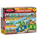 Alphabet Express Floor Puzzle - 27 Pieces