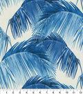 Tommy Bahama Outdoor Fabric 9\u0022x9\u0022 Swatch-Palmas Azul