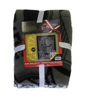 Star Wars No Sew Fleece Throw-Dark Side Storm Trooper, , hi-res