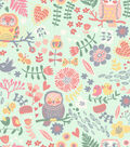 Snuggle Flannel Fabric -Farrow Forest
