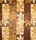 Home Decor 8\u0022x8\u0022 Fabric Swatch-Upholstery Fabric Barrow M6748-5164 Nutmeg