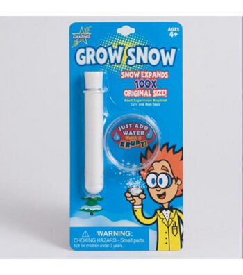 Busy Kids Learning Grow Sno Blister Card