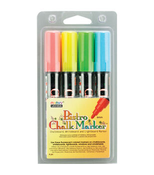 Bistro Chalk Marker Set 4 Pkg