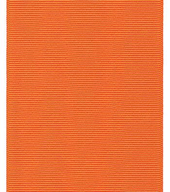 "Offray Ribbon Express 3"" Grosgrain-Orange"