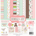Echo Park Paper Company Bundle Of Joy Girl Collection Kit Baby Girl