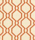 Home Decor 8\u0022x8\u0022 Swatch Fabric-PK Lifestyles Laneway Persimmon