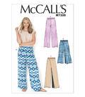 McCall\u0027s Misses Pants-M7328