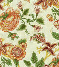 Williamsburg Lightweight Decor Fabric 54\u0022-Persiana/Cinnamon