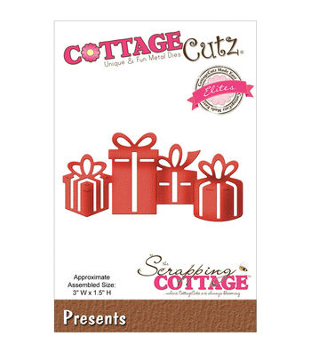 CottageCutz Elites Die-Presents