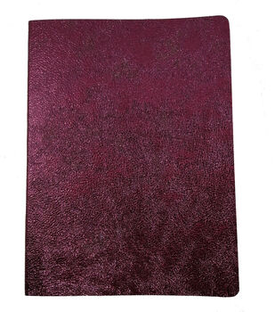 Park Lane Softcover Journal-Glitter Purple