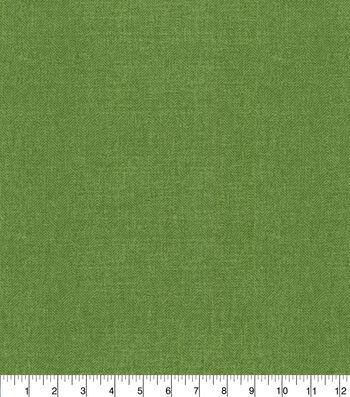 """Waverly Upholstery Fabric 54""""-Verte Herringbone Solid"""