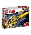 LEGO Star Wars Anakin\u0027s Jedi Starfighter 75214