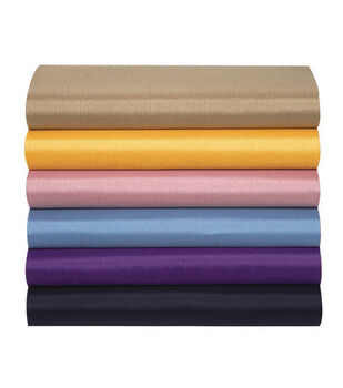 Sew Classics Silky Silkessence Fabric -Solid