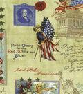 Patriotic Fabric-Vintage Americana