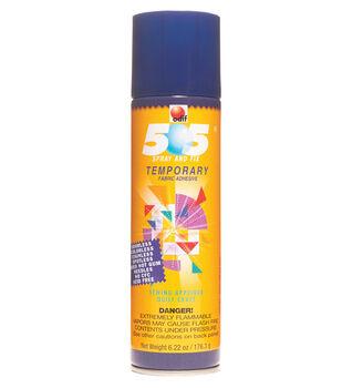 505 Quilt Basting Spray-8.5 fl. oz./6.22 oz.