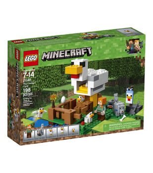 LEGO Minecraft The Chicken Coop 21140