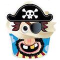 Cupcake Decorating Kit Makes 24-Pirate