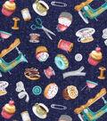 Premium Prints Cotton Fabric 43\u0022-Sweets & Sewing Notions