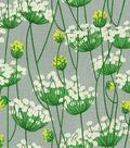 Home Decor 8\u0022x8\u0022 Fabric Swatch-HGTV HOME Fully Laced Malachite