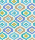Waverly Lightweight Decor Fabric 54\u0022-Lunar Lattice/Celestial