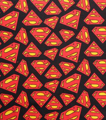 "DC Comics Flannel Fabric 42""-Superman"