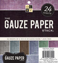 DCWV 6\u0022x6\u0022 The Gauze Paper Stack