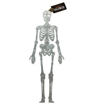 "Maker's Halloween 12"" Metal Skeleton"