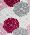 Sew Lush Fabric -Blush Packed Floral