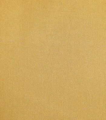 Stretch Refined Ponte Knit Fabric-Solids