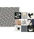 Simple Stories Always & Forever 12\u0027\u0027x12\u0027\u0027 Double-sided Element Cardstock