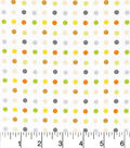 Nursery Cotton Cotton Fabric-Woodland Multi  Dot Ctn