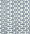 P/K Lifestyles Upholstery 8x8 Fabric Swatch-Turning Point/Porcelain