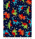 Snuggle Flannel Fabric 42\u0027\u0027-Super Dinosaurs